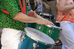 Samba drums #4 Royalty Free Stock Photography