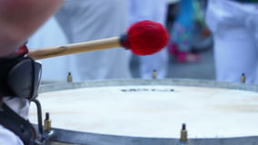 Samba Drums stock footage