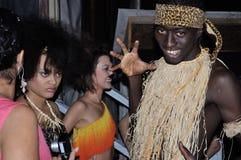 Samba festival Stock Photography