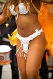 Samba karnawał zdjęcie stock