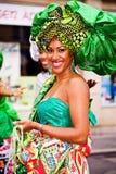 Samba karnawał fotografia royalty free