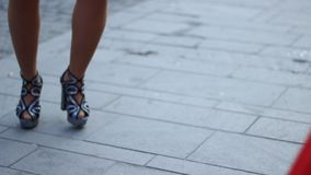 Samba Steps stock videobeelden