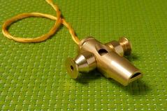 Samba whistle Stock Image
