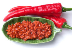 Sambal Royalty Free Stock Photo