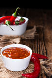 Sambal Oelek Royalty Free Stock Photo