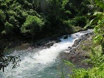 Sambangan geheime tuin in Bali, Indonesi? royalty-vrije stock afbeeldingen
