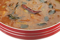 Sambar - Spicy Lentils from South India. Stock Images