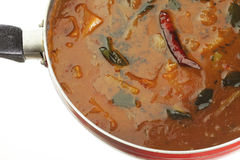 Sambar - Spicy Lentils from South India. Stock Photography