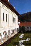 Sambata de Sus monastery building stock photography