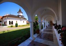Sambata Monastery and Church Stock Photo