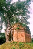 SAMBO PREI KUH  temples world heritage capital of Chenla located in Kampong thom province cambodia. Sambo Preh Kuh was once the capital of Chenla Stock Photography