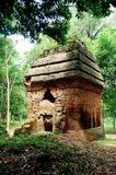 SAMBO PREI KUH  temples world heritage capital of Chenla located in Kampong thom province cambodia. Sambo Preh Kuh was once the capital of Chenla Stock Photos