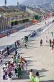 Sambodromo em Rio de janeiro imagens de stock royalty free