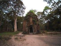 Sambor Prei Kuk w Kambodża Fotografia Royalty Free