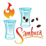 Sambuca Royalty Free Stock Images