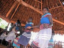 Samburu wedding. Residents of the village Samburu tribe, dancing at weddings Stock Photography
