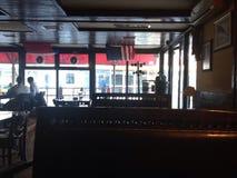 The same bar. The same local Royalty Free Stock Photo