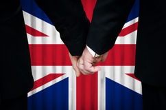 Same-Sex Marriage in United Kingdom Stock Image