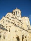 Sameba cathedral Royalty Free Stock Images