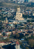 Sameba Cathedral - Tbilisi Royalty Free Stock Image