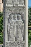 Sameba cathedral in Tbilisi Stock Image