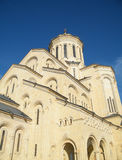 Sameba Kathedrale Lizenzfreie Stockbilder