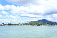 Samed Insel Lizenzfreie Stockfotos