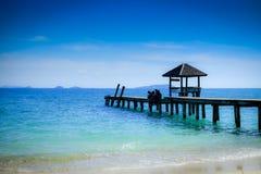 Samed Insel Lizenzfreie Stockfotografie