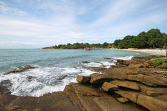 Samed island, Koh Samed, Rayong Thailand Royalty Free Stock Photography