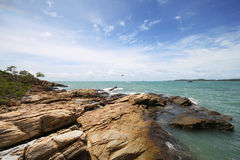 Samed island, Koh Samed, Rayong Thailand Royalty Free Stock Photos
