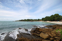 Samed island, Koh Samed, Rayong Thailand Royalty Free Stock Photo