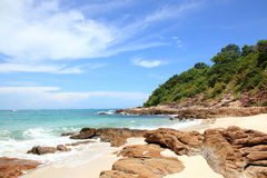 Samed Island at Rayong Thailand Royalty Free Stock Photo