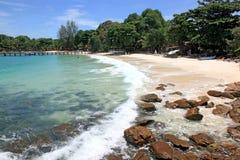 Samed Island at Rayong Thailand Stock Image