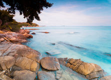 Samed Island in thailand Stock Photography