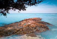 Samed Island in thailand Royalty Free Stock Photography