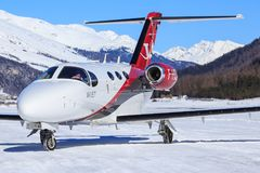 Cessna 510 Citation Mustang Stock Images