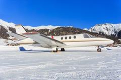 Cessna 501 Citation Royalty Free Stock Photos