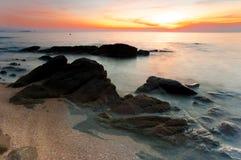 Samedeiland in Thailand Stock Fotografie