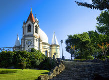 Sameiro sanctuary in Penafiel stock photography