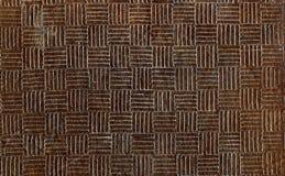 Brown Metallic Texture. Sameness Brown Metallic Texture for Background Royalty Free Stock Photos