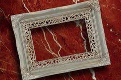 Samengesteld beeld van leeg fotokader stock afbeelding