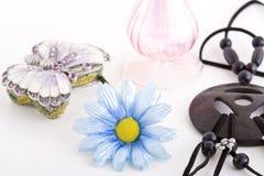 Samenstelling met bloemen. Royalty-vrije Stock Afbeeldingen