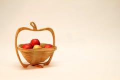 Samenstelling met een appel Royalty-vrije Stock Afbeelding
