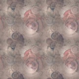 Samenstelling van abstract radiaal net Stock Afbeelding