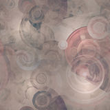 Samenstelling van abstract radiaal net Royalty-vrije Stock Afbeeldingen
