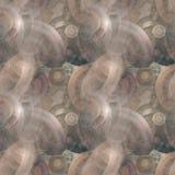 Samenstelling van abstract radiaal net Stock Foto's