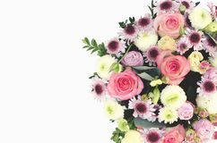 Samenstelling van bloemen royalty-vrije stock fotografie