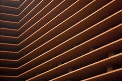 Samenstelling van staal cor-Tien Royalty-vrije Stock Afbeelding