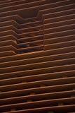 Samenstelling van staal cor-Tien Royalty-vrije Stock Fotografie
