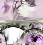 Samenvatting Art Het schilderen grafisch Abstractie beeld stock afbeeldingen
